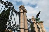Buda Palace Gate