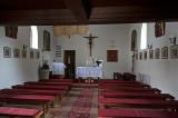 Holloko Church Interior