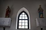 Holloko Church Window