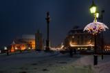 Castle Square In Winter