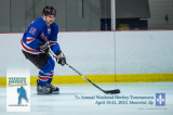 Weekend Hockey Tournaments - 7th Annual Weekend Hockey Tournament - April 2013 - Montréal, Qc