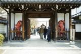 A temple gate in Yoshino Nara @f5.6 D700
