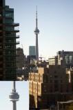 CN Tower @f2.5 D700