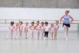 M in a ballet school
