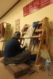 making turkish carpet