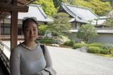 J in Nanzen-ji garden