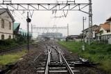 Nagahama sta and rail