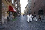 at the old city centre in Warsaw M8
