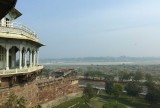 A view from Agra Fort M8