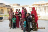 Ordinary indian family