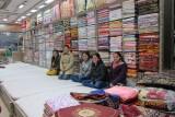 Store clerks in Kathmandu