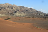 Marlboro Dune and Wadi Madbah