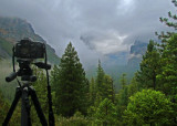 Yosemite valley camera