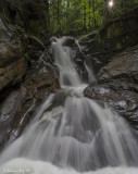 Honey Hollow Falls, Chittenden County, VT