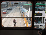 this is a tram lane
