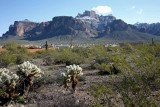 Apache Trail, Arizona - West End - Updated Feb 2013
