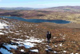 The Agla Mountains, Donegal.