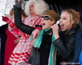Dolly Bellefleur, Karin Giphart, Michelle Coutens