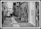 Traversing The Alleyway.