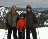 Lake Tahoe -- February 15-18, 2013