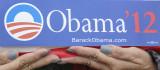 Obama Wins 2012