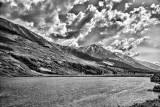 Alaska Blk Wht II