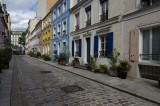 Paris rue Crémieux quartier Gare de Lyon