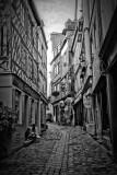 La rue marchande