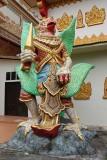 Legendary Garuda (The mythical king of the birds)