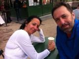 Malena y yo
