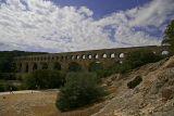 Le Pont du Gard, near Nîmes