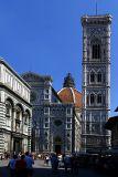 Il Duomo,Campanile, Firenze