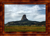 July 17 Devil's Tower Wyoming
