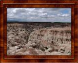 July 12 Badlands, South Dakota