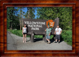 July 20 Yellowstone National Park