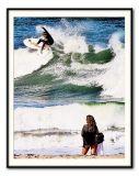 Girl / Surfer