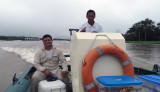 Vicente and Uldurico,  Aquamarina Staff