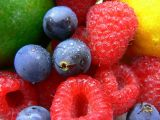 Fresh fruit.... Mmmmm