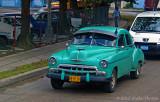 green 1951 Chevy, Havana