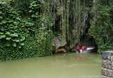 cave entrance: Cueva del Indio