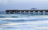 new year day juno pier