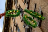 Street Lights in Little Italy