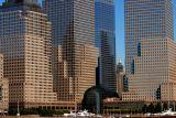 World Trade Center, up close, post 9/11
