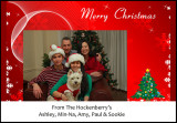 Hockenberry Christmas Greetings 2012
