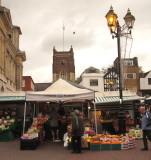 A  market  stall