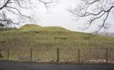 Bellingham   Motte  and  bailey  castle