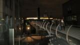Millenium  Footbridge ,looking  south.