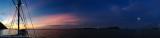iPhone Panorama Sunset