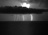 Lightning on Cyprus 2012