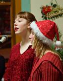 06-12 Volante Academy Choir at Post Office 02.jpg